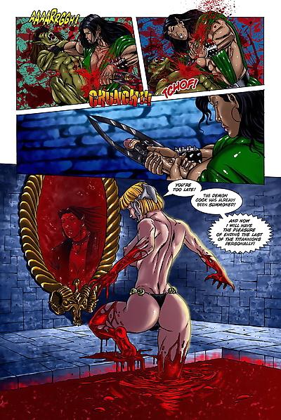Dark Gods 4 - The Crusade -..