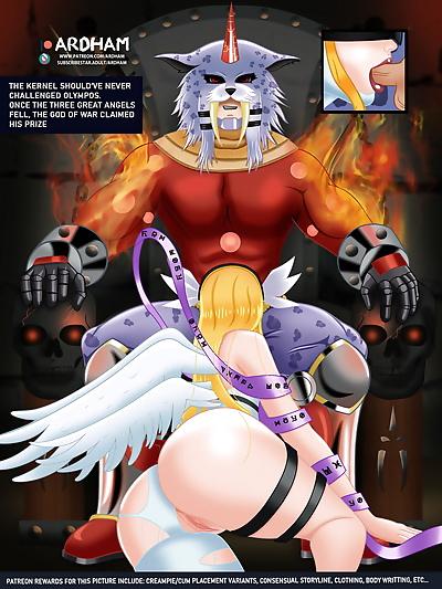 Ardham- Angewomon has a bad..