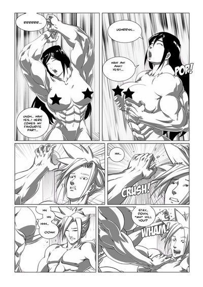 Tifa and Cloud 2 - Ride Of..