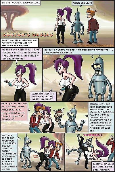 Futurotica Comics