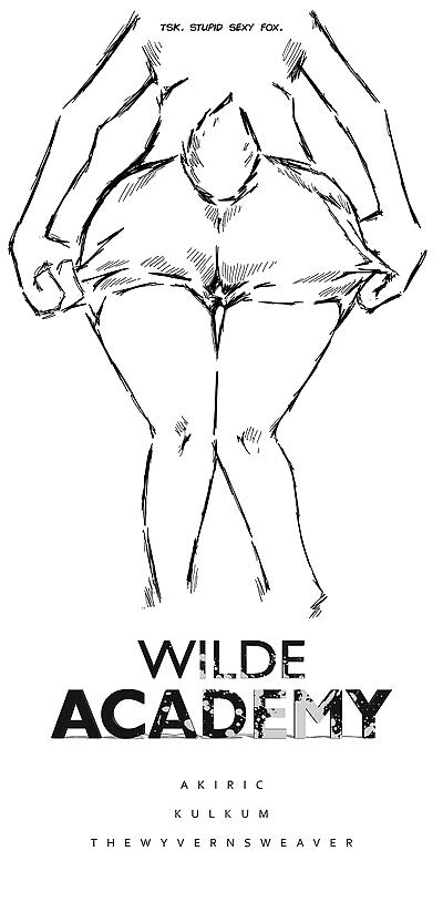 Wilde Academy - Chapter 2 -..