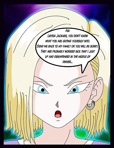 Hypno Phone Android 18..