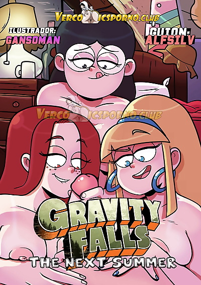 Gravity Falls: The Next..