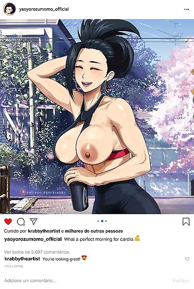 Krabby Momo Instagram Pack..
