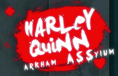AEHentai Harley Quinn:..